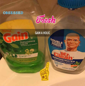 Photo of Gain® Ultra Original Dishwashing Liquid uploaded by Tracey L.