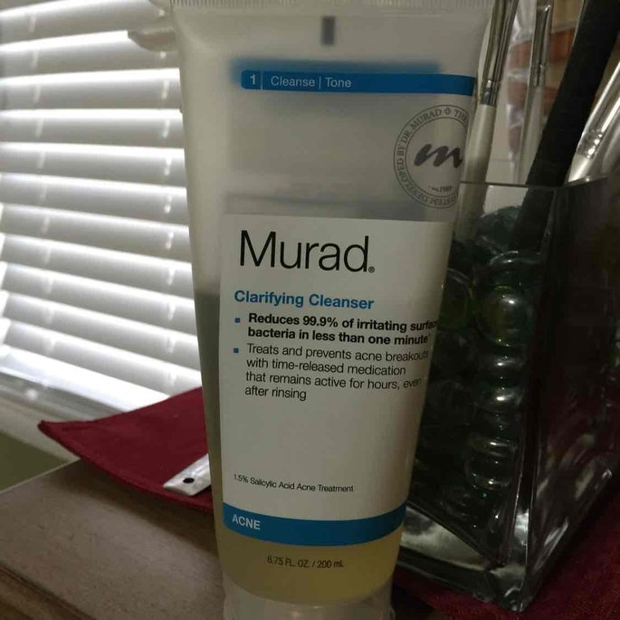 Murad Clarifying Cleanser uploaded by Rose P.