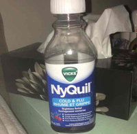 NyQuil™ Cold & Flu Nighttime Relief Liquid uploaded by Jesse T.