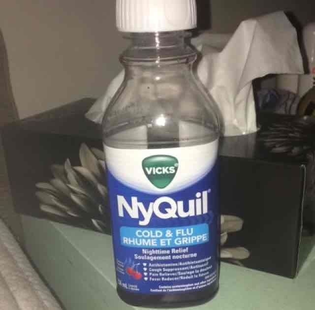 Vick's NyQuil Cold & Flu Relief Liquid  uploaded by Jesse T.