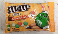 Mars, Inc M & M's White Chocolate Carrot Cake Easter Chocolate Candies, 9.9 oz uploaded by Razze o.