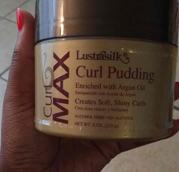 Lustrasilk Curl Max Curl Pudding 8oz Jar [(1 Pack)] uploaded by Golden C.
