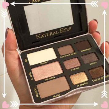 Too Faced Natural Eye Neutral Eye Shadow Collection uploaded by Liz X.