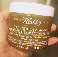 Kiehl's Calendula & Aloe Soothing Hydration Masque uploaded by Chrissy T.