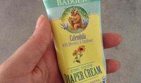 Badger Zinc Oxide Diaper Cream, Calendula, 2.9 oz uploaded by Nurys C.