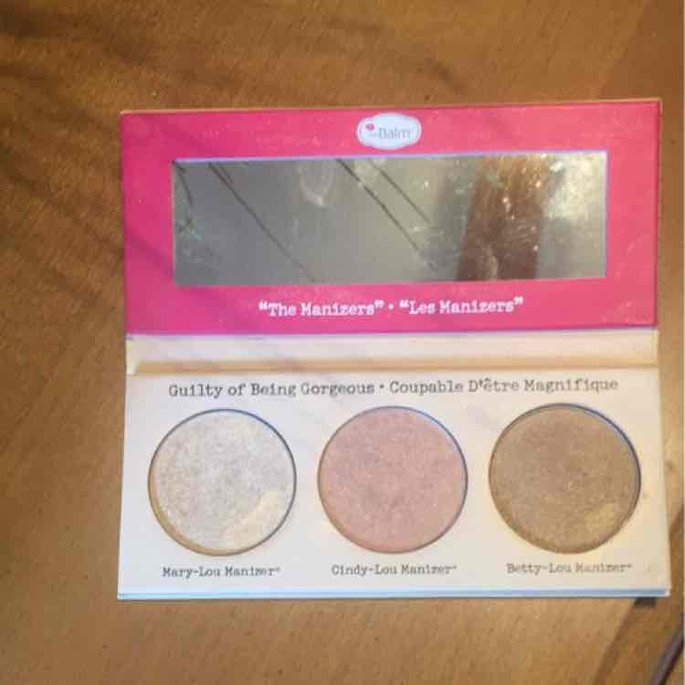 the Balm - the Manizer Sisters Luminizers Palette uploaded by Danielle M.