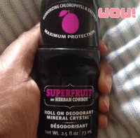 Herban Cowboy Deodorant - Roll On - Superfruit - 2.5 oz uploaded by Tiff-Nicole M.