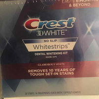Crest 3D White 2-Hour Express Whitestrips Holiday Pack uploaded by Nicole R.