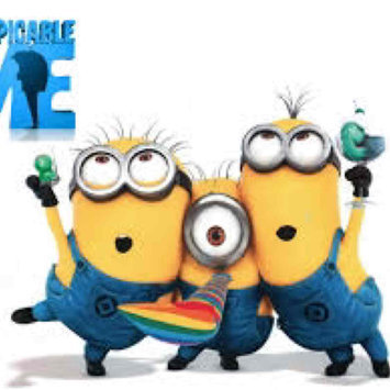 Photo of Despicable Me uploaded by Rose P.