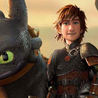 How to Train Your Dragon uploaded by Rose P.