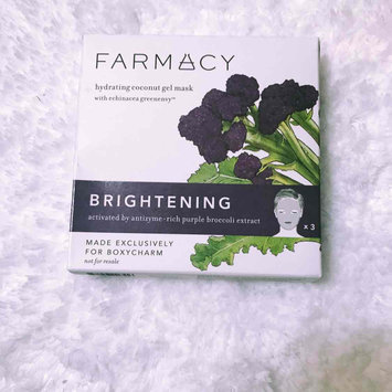 Photo of Farmacy Hydrating Coconut Gel Mask - Brightening (Purple Broccoli) 1 mask uploaded by Allison B.