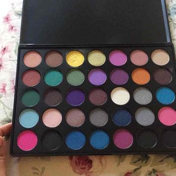 Morphe 35S - 35 Color Smokey Eye Eyeshadow Palette uploaded by Shakera A.