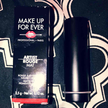 Photo of MAKE UP FOR EVER Artist Rouge Lipstick Collection uploaded by Nicole