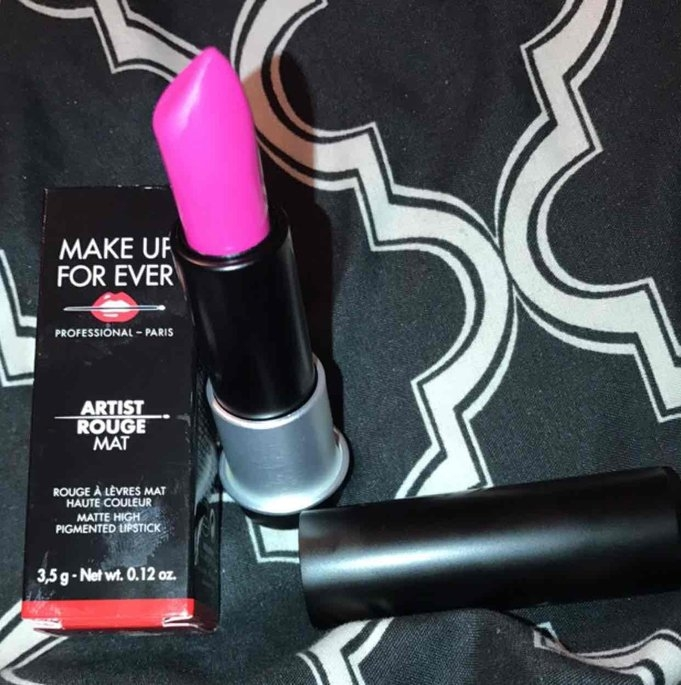 MAKE UP FOR EVER Artist Rouge Lipstick Collection uploaded by Nicole