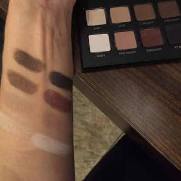 Photo of LORAC PRO Matte Eye Shadow Palette (Chocolate/Red/Latte) uploaded by Jessica K.