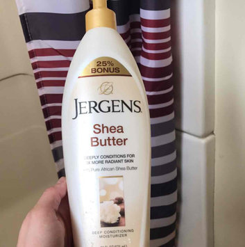 Photo of JERGENS® Shea Butter Deep Conditioning Moisturizer uploaded by Meghan P.