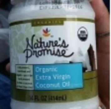 Nature's Promise Organics Organic Extra Virgin Coconut Oil uploaded by Sharon M.