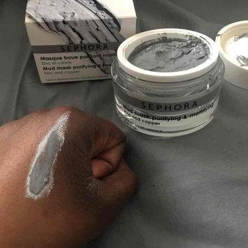 SEPHORA COLLECTION Mud Mask Purifying & Mattifying 2.03 oz uploaded by Zari S.