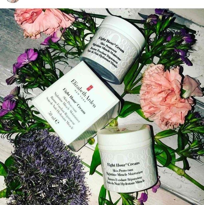 Elizabeth Arden Eight Hour Cream Skin Protectant Nighttime Miracle Moisturizer uploaded by Lauren D.