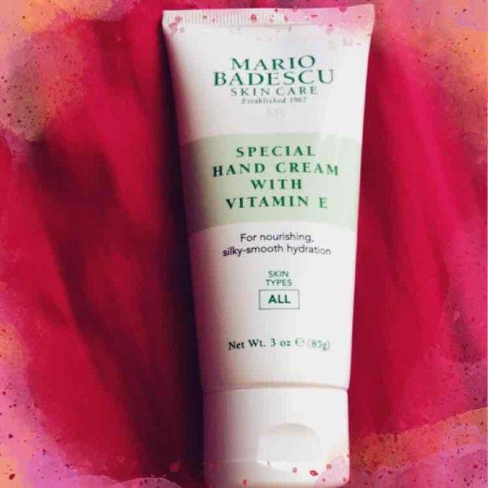 Mario Badescu Special Hand Cream with Vitamin E uploaded by Mai Ze V.