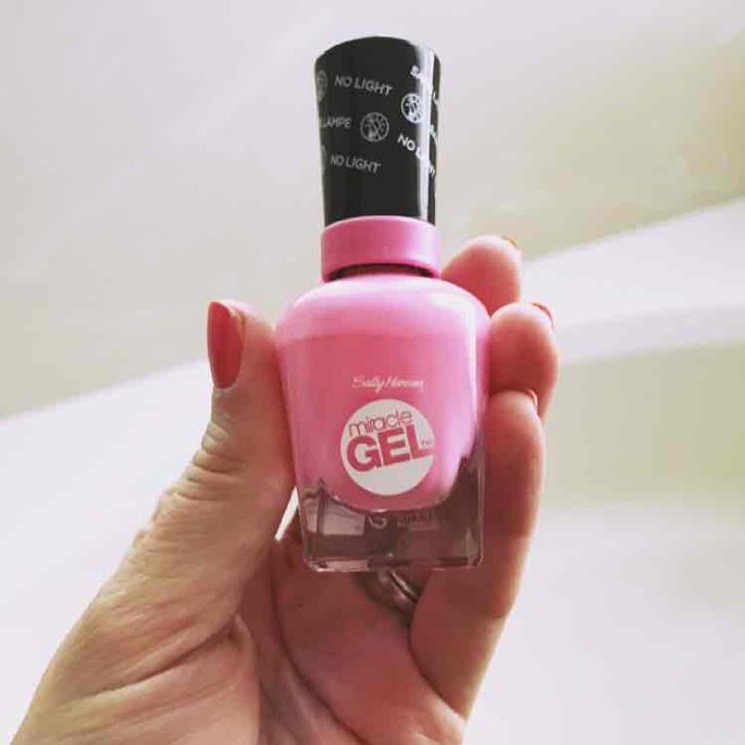 Sally Hansen® Miracle Gel™ Nail Polish uploaded by Katie