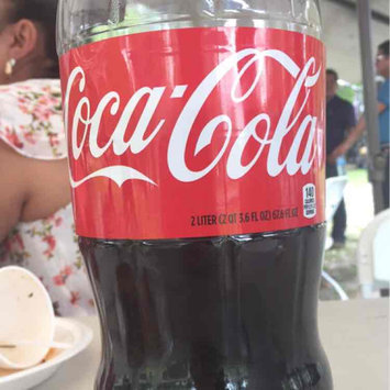 Coca Cola. 2 Liter Bottle uploaded by Kirsten R.