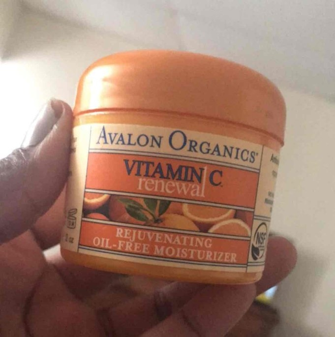 AVALON ORGANIC BOTANICALS Vitamin C Renewal Rejuvenating Oil-Free Moisturizer uploaded by Renesha L.