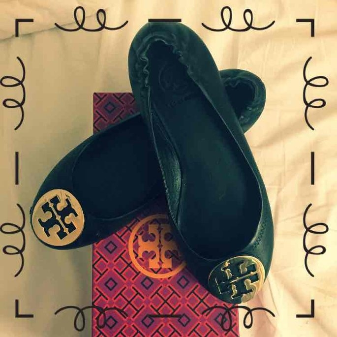 Tory Burch Flat Shoes uploaded by Veronica M.