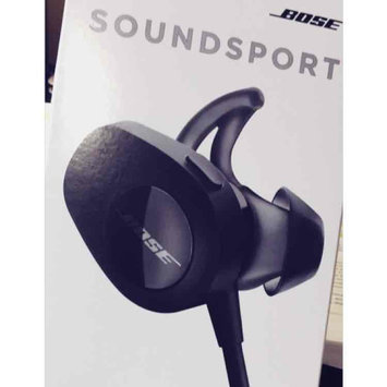 Bose SoundSport In-Ear Wireless Headphones - Black BLACK uploaded by Victoria H.