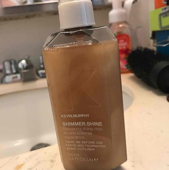 Kevin Murphy Shimmer Shine Repairing Shine Mist 3.4 oz uploaded by Jessica F.