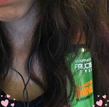 Garnier Fructis Style Brilliantine Shine Glossing Spray uploaded by Miranda S.