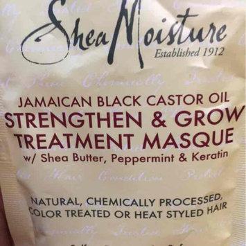 Photo of SheaMoisture Jamaican Black Castor Oil Strengthen, Grow & Restore Treatment Masque w/ Shea Butter, Peppermint & Keratin uploaded by Joi H.