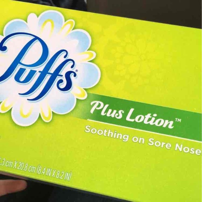 Puffs® Ultra Soft & Strong Facial Tissues uploaded by Jessica W.