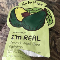 Tony Moly - I'm Real Avocado Mask Sheet (Nutrition) uploaded by Brandi E.