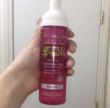 Photo of Andalou Naturals 1000 Roses Cleansing Foam, 5.5 fl oz uploaded by Zoe M.