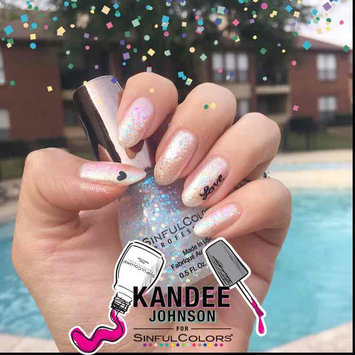 Kandee Johnson for SinfulColors: Anime uploaded by Jenniefer G.