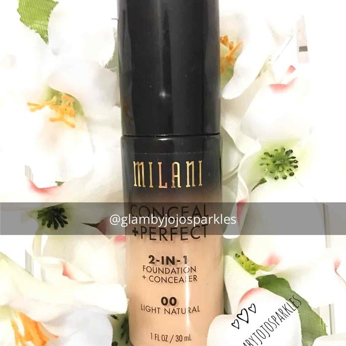 Milani Conceal + Perfect 2-in-1 Foundation + Concealer uploaded by Joanne B.