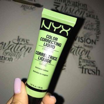 NYX Color Correcting Liquid Primer uploaded by Caroline E.