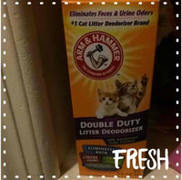 ARM & HAMMER™ Cat Litter Deodorizer Powder uploaded by Shari B.