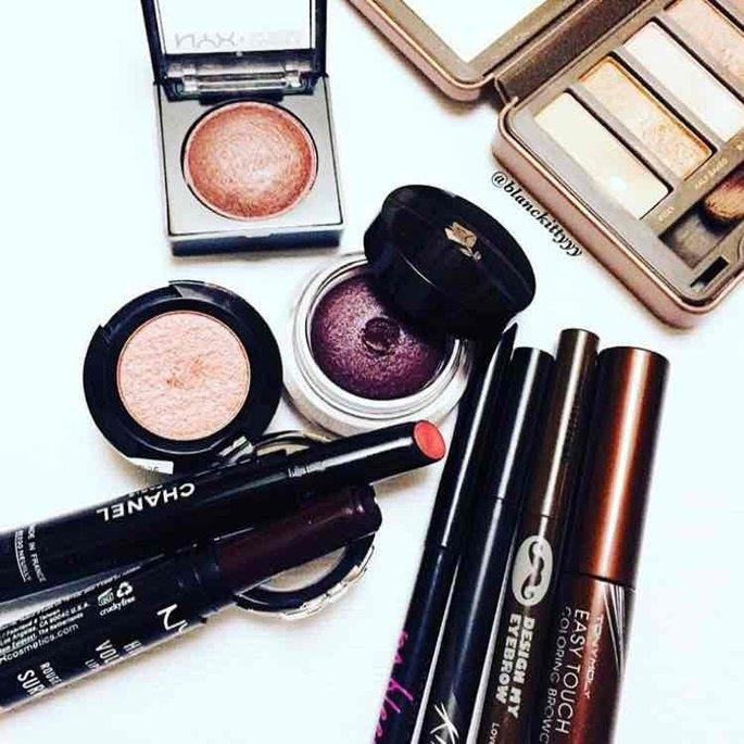NYX Cosmetics Baked Eye Shadow uploaded by Blanckittyy y.