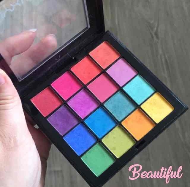 NYX Cosmetics Ultimate Shadow Palette uploaded by Mira v.