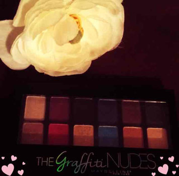 Photo of Maybelline® New York The Graffiti Nudes Eyeshadow Palette uploaded by Karen H.