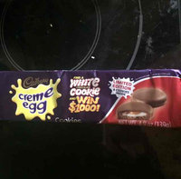 Cadbury Crème Egg Cookies 3.6 oz uploaded by Mandy P.