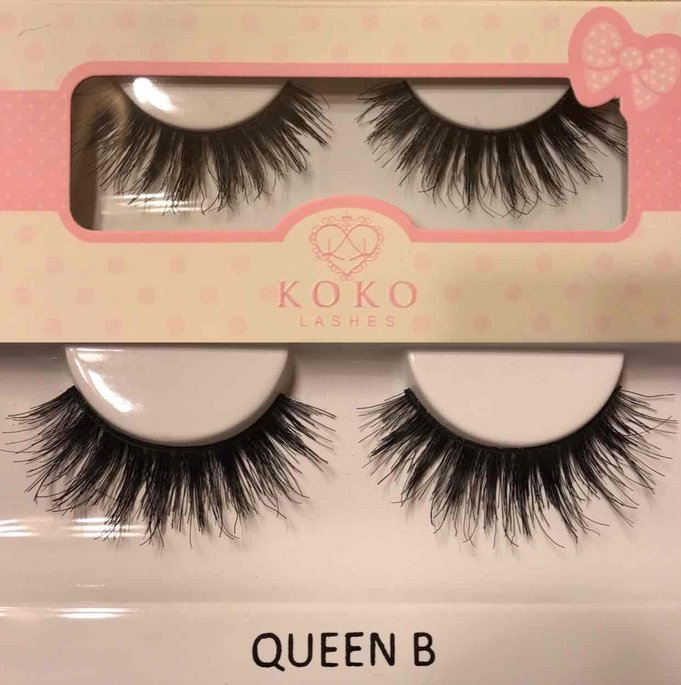 KoKo Lashes Queen B uploaded by Sarah M.