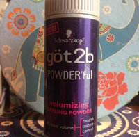 göt2b POWDER'ful Volumizing Styling Powder uploaded by Rachel E.