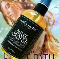 Earth's Nectar Mint Leaves Scalp Oil 4 oz uploaded by Tricia C.