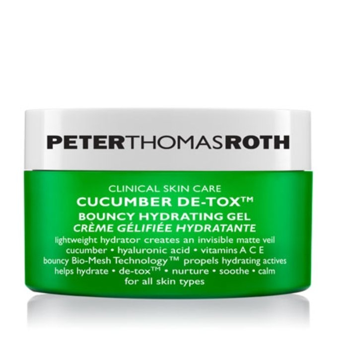 Peter Thomas Roth Cucumber De-Tox Bouncy Hydrating Gel uploaded by Annabelle R.