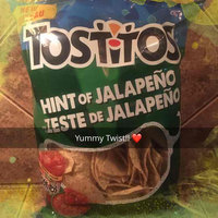 Tostitos® Hint Of Jalapeno Flavored Tortilla Chips uploaded by Cheryl M.