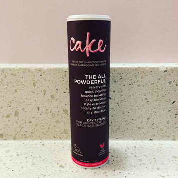 Photo of Cake Beauty Satin Sugar Dry Shampoo Powder Lighter Hues uploaded by Steph F.