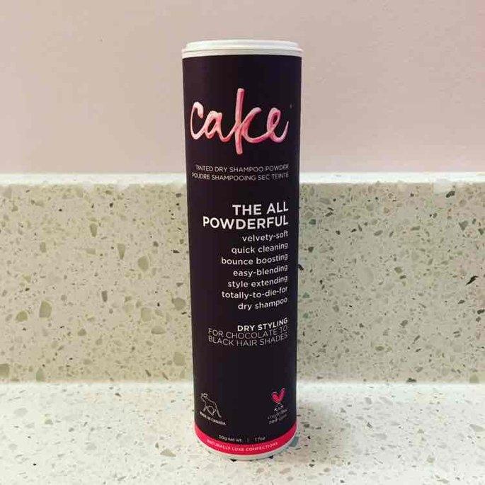 Cake Beauty Satin Sugar Dry Shampoo Powder Lighter Hues uploaded by Steph F.